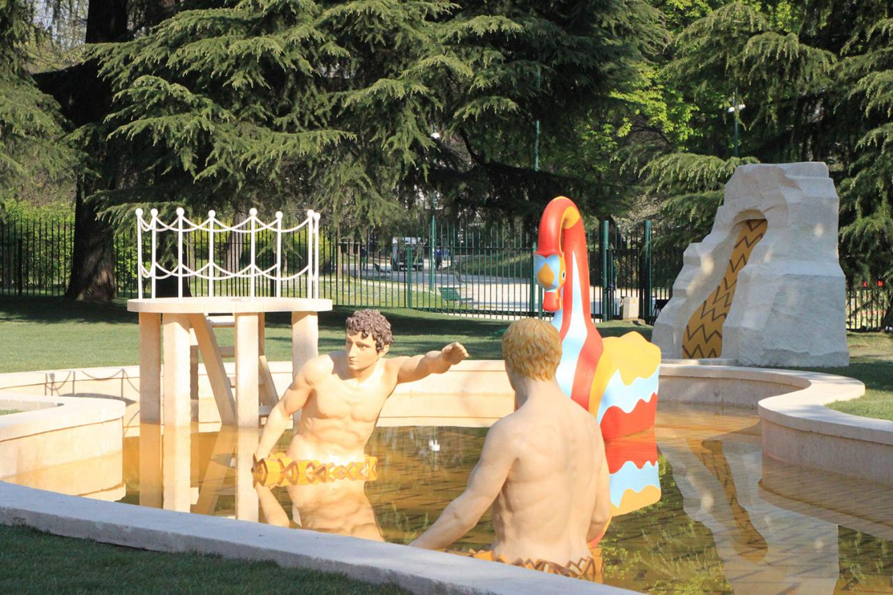 Patinoire ai bagni misteriosi a milano groupon